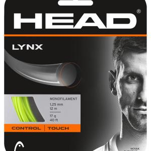 Head Lynx Yellow 125