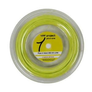 YPF Project Fluo-X Hexa Lime 125