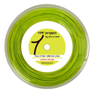 YPF Project Fluo-X Rev Lime 125
