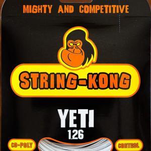 String Kong Yeti 126