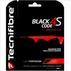 Tecnifibre Black Code 4S 125