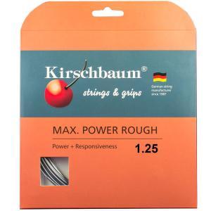 Kirschbaum Max Power Rough Grey 125