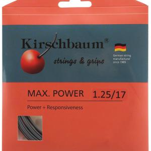 Kirschbaum Max Power 125