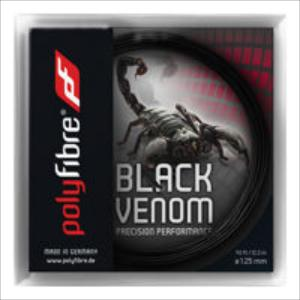 Polyfibre Black Venom Black 125