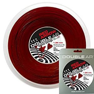 Double AR Red Arrow Red 124