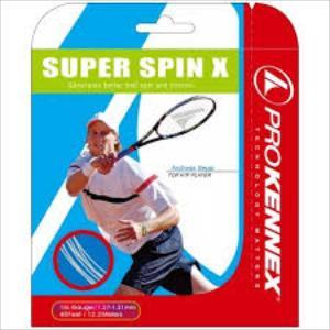 Pro Kennex Super Spin X White 131