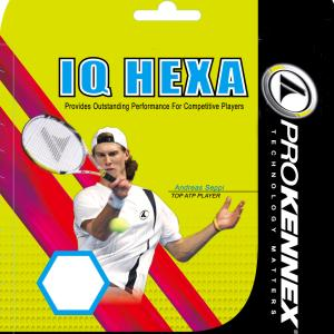 Pro Kennex IQ Hexa Blue 123