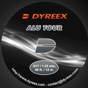 Dyreex Alu Tour Silver 125