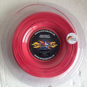 Starburn Soft Power 6 Red 125