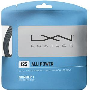 Luxilon ALU Power Silver 125