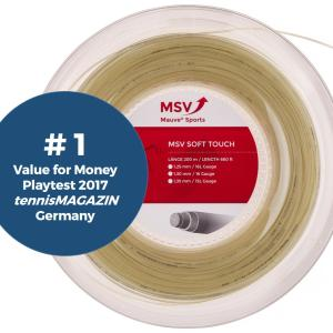 Msv Soft Touch Natural 135
