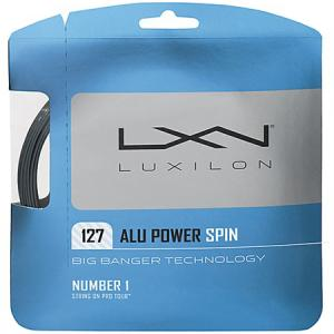Luxilon ALU Power Spin Silver 127