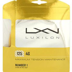 Luxilon 4G Gold 125