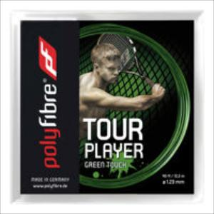 Polyfibre Tour Player Green Touch 123