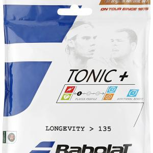 Babolat Tonic+ Longevity Natural Gut 135