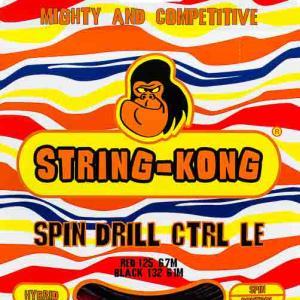 String Kong Spin Drill CTRL LE Mains 125