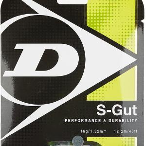 Dunlop S-Gut Black 132
