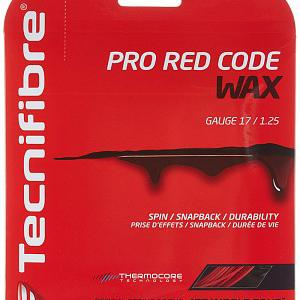 Tecnifibre Pro Red Code WAX Red 120