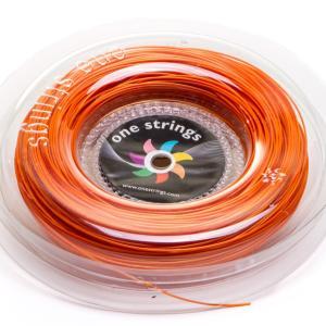 One Strings Carbon Orange 127
