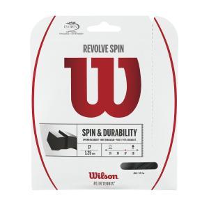 Wilson Revolve Spin Black 125