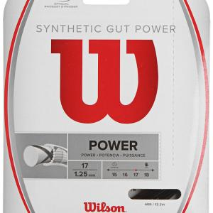 Wilson Synthetic Gut Power White 125