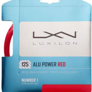 "Luxilon ALU Power Red ""Limited Edition"" 125"