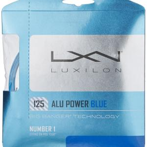 "Luxilon ALU Power Blue ""Limited Edition"" 125"