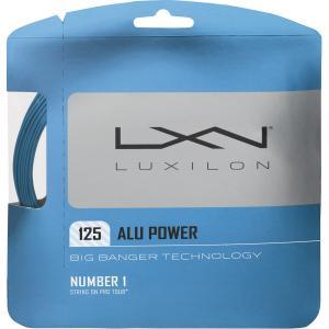Luxilon ALU Power Ice Blue 125