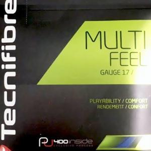 Tecnifibre Multifeel Natural 125