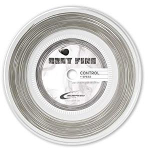 Isospeed Grey Fire Grey 125