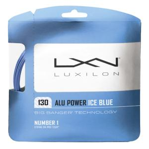 Luxilon ALU Power Ice Blue 130