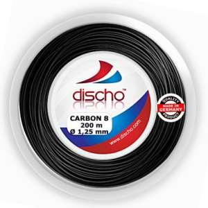 Discho Carbon 8 Black 125