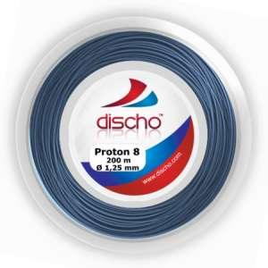 Discho Proton 8 Metallic Blue 125