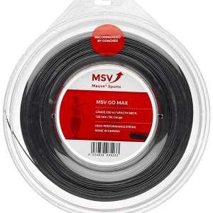 Msv Go Max Black 125