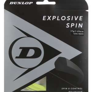 Dunlop Explosive Spin Yellow 125