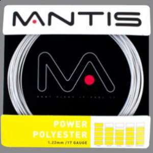 Mantis Power Polyester Silver 130