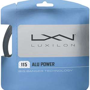 Luxilon ALU Power Silver 115