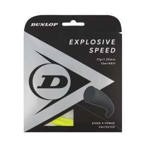 Dunlop Explosive Speed Black 130