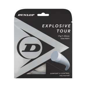 Dunlop Explosive Tour Grey 125