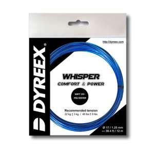 Dyreex Whisper Blue 125