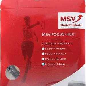 Msv Focus HEX Black 133