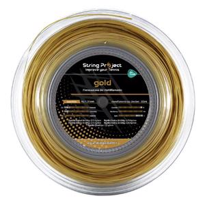 String Project Gold gold 125