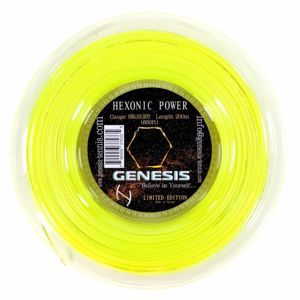 Genesis Hexonic Power Yellow 123